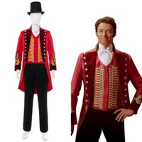 Film The Greatest Showman Kostüm Barnum Üniforma Cosplay Kostüm