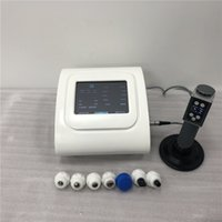 Acoustic Wave Therapy Machine for back pain relief treatment...