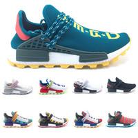 buy online f8cbf 25859 Adidas NMD Nuevo rastro de la raza humana Zapatillas para correr solares  Afro Pack Hombres Mujeres Creme Nerd Pharrell Williams HU Runner SOLARHU  Diseñador ...