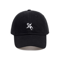 newest spaceman embroidery baseball cap 4 colors available u...