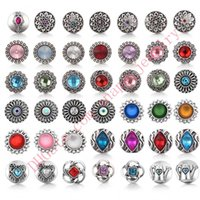Noosa Chunks Ginger Snaps Jewelry Crystal 18mm snap buttons ...