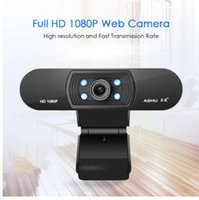 2.0 Megapixel Full HD 1080P Webcams USB 2.0 Web Digitalkamera mit Mikrofon Clip-on CMOS Kamera Web Cam für PC Laptop Desktop