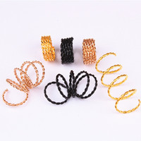 Zhifan Wholesale Cheap Free Shipping Dreadlocks Ring For Bra...