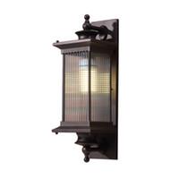 Dış Su Geçirmez LED Ligths Açık Su Geçirmez Lamba Avlu Kapısı Duvar Lambası Bahçe Duvar Su Geçirmez Aydınlatma Çin Tarzı Açık Işık