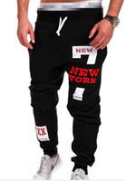 Mens Joggers Marque Pantalon Mâle Pantalons Hommes Pantalons Décontractés Pantalons de Jogging Jogger Noir Hip Hop 3XL Haute Qualité Drawsting pour Hommes Nouveau