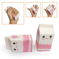 Milk Carton Squishy Box Kawaii Big Squishies Toy Scent Imita...