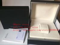 الفاخرة جودة عالية ووتش ل الصندوق 185 * 150 * 110 ورقات صناديق يد حقيبة تستخدم pilot البرتغالية التلقائي كرونوغراف iw