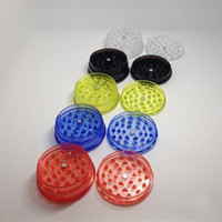 OEM Welcome Vape Tobacco Grinder Mini Plastic Smoke Grinder ...