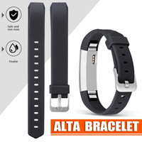 For Fitbit Alta Watch Silicone Replacement Straps Band Intel...