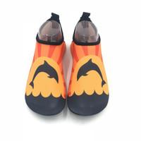 Yeni Yaz Çocuk Aqua Sneakers Spor Ayakkabı Hafif Ebeveyn-çocuk Yüzme Plaj Su Ayakkabı Yetişkin Açık Athleti Ayakkabı Üzerinde Kayma