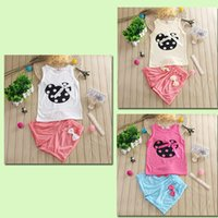 Animal Kids Clothes Baby Cartoon Sets 2018 Direct Selling Co...