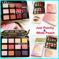 Best Makeup Faced White Peach Just Peachy Matte Eyeshadow Pa...