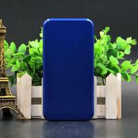 Für iPhone 12 mini / 11 pro max / xr / xs max / 8 plus / xs / 7/6 / 5c / se / 4 case abdeckung metall 3d sublimationsform für iphone 9 6,1 Zoll gedruckte Formwerkzeug Wärmepresse