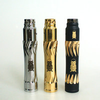 Neue ankunft AV Collector MOD kit elektronische zigarette stealth Material mech mechanische mods Messing Material vape pen kit