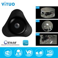 960P Panoramic Camera Home Security Wireless CCTV Surveillan...