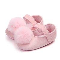 신생아 여자는 0-18 개월 아기 모카신 소프트 Moccs 신발 유아 첫 번째 워커 달콤한 볼 아기 신발 신발