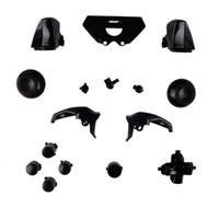 Tam Düğme Set Onarım Dpad RT LT RB LB ABXY Xbox One Denetleyicisi Için Kılavuz Düğmeler Özel Mod Takımı Seti DHL FDEX EMS ÜCRETSIZ NAKLIYE