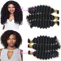 8 Photos Wholesale human hair sold bulk for sale - Hot Selling Deep Bulk  Braiding Hair Human Hair 473cab8d717c