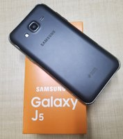 Samsung Galaxy J5 J500F Handy Quad Core Snapdragon 1.5GB RAM 16GB ROM 5.0