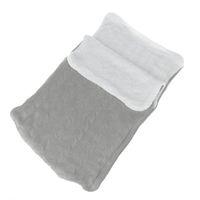 니트 아기 침낭 양털 내부 자루 6 색 유아 따뜻한 겨울 수면 가방 18091401