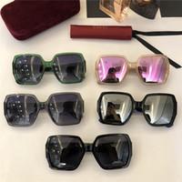 e2288bd1858a98 lunettes de soleil design de haute qualité marque luxe hommes lunettes de soleil  femmes lunettes de