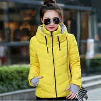 Parkas Female Women Winter Coat Thickening Down Jacket for W...