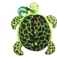 39 * 34 * 13 см горячий мультфильм детский 3D плюшевый рюкзак прохладный Bros плюшевая школьная сумка косплей черепаха сумка игрушка для детского сада мальчик девочка YH1547