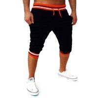 Herren Harem Capri Baggy Bermuda Masculina Mma Shorts Baumwolle Blends Fitness Sweat Shorts Männer Bodybuilding Jogger Shorts M-2XL