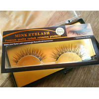 High Quality False Eyelashes Handmade Natural Long Thick Min...