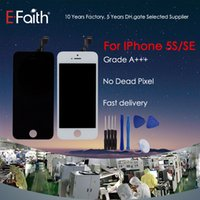 For Grade A + + + iPhone 5S LCD Display Touch Screen Digitizer...