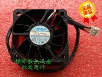 Venta al por mayor: NMB 4028 1611KL-04W-B59 DC12V 0.39A 40 * 40 * 28mm 3 alambre servidor de cojinete de bolas doble dispersa la disipación de calor ventilador