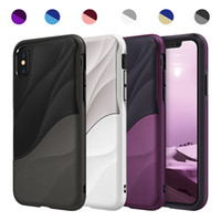 Premium Hybrid PC With TPU Silicone Case Cover For iPhone X ...