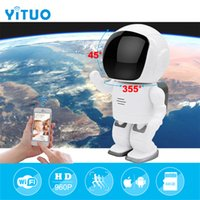 Robot Camera IP Wifi Baby Monitor hd 960P Wireless CCTV Surv...