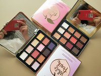 Cosmetic White Peach Eye Shadow Palette Peaches and Cream 12...