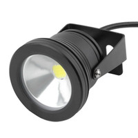 Nuevo 10W 12V Impermeable LED Luz de Inundación Fuente de Agua Subacuática Lavado de Agua Estanque de Peces Acuario Luz Punto Lámpara de Iluminación Al Aire Libre