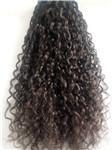 Venta al por mayor Brasileño Afro Kinky Curly Hair Pein Pein Products Humano Virginal Haft Natural Color Negro 8-30 pulgadas1 Budles
