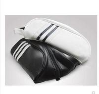 Tasarımcı-moda marka golf ayakkabı çanta pu deri beyaz siyah golf ürünleri açık havada spor ayakkabı çanta ücretsiz kargo en kalite erkekler kadınlar