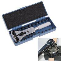 Guarda Opener Orologi Repair Tool Kit di parti di ricambio per gli strumenti di orologi Orologeria Orologio Riparazione a mano