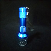 Wholesale Cheaper 145mm Aluminum Electric Tobacco torch shap...