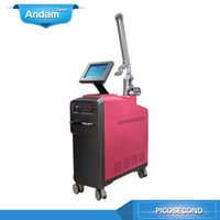 Picosecond Q Switch Nd Yag Laser Machine For Tattoo Removal ...