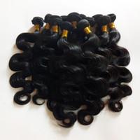 Полная кутикула выравнивается Высокого класса волос европейский бразильский девы человеческих волос утка объемная волна 8-28 дюймов индийские реми наращивание волос долгую жизнь