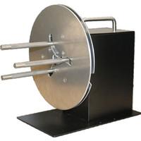 HSPOS 고품질 라벨 되감기 기계 자동 라벨 되감기 모든 브랜드의 바코드와 일치 프린터 HS-C7