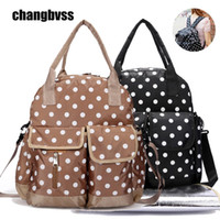 Large Capacity Handbags for Mom Multi function Travel Mom Ba...