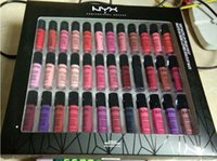 NYX SOFT MATTE LIP CREAM nyx 36PCS Set Lipstick Lip Gloss Ma...