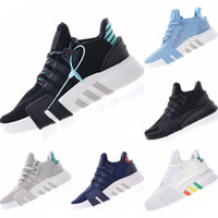 2018 new EQT Bask Support Future 93 17 Triple White black pi...