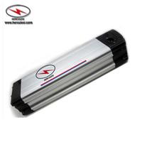 Libre de derechos de aduanas del precio competitivo de Pescado de plata E-Bici 360W con el cargador de la batería de litio 24V 21Ah BMS Li Ion Battery Pack