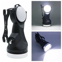 Edison2011 Solar Light 110- 250V Rechargeable Solar Flashligh...