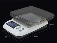 0.1G / 1kg و2KG 3kg ومقياس رقمي الجيب الالكترونية مطبخ الغذاء وزن مقياس 50PCS شحن مجاني بالجملة