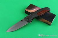 Benchmade borboleta F71 faca de aço inoxidável manual de Lançamento Mini bolso faca dobrável bolso cortador faca de acampamento