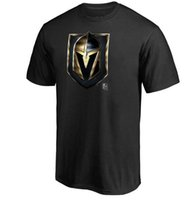 Nuevas Vegas Golden Knights Camisetas 2018 Stanley Cup Playoffs Hockey Camisetas Tamaño S-XXXL Mix Order High Quality Todos Jerseys